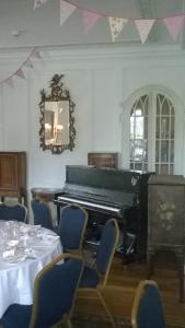 Leigh Delamere's piano