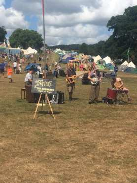 Port Eliot Campsite